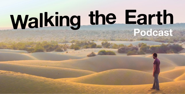 Walking the Earth-Banner
